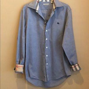 Burberry Brit Small Long Sleeve Shirt
